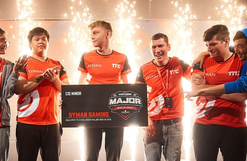 Прогноз на матч Syman Gaming — Team Spirit, 21 сентября