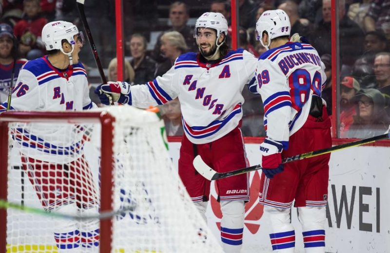New York Rangers nhl 2019